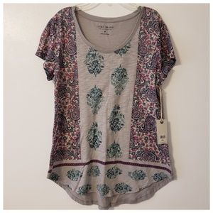 Lucky Brand Top NWT Size M